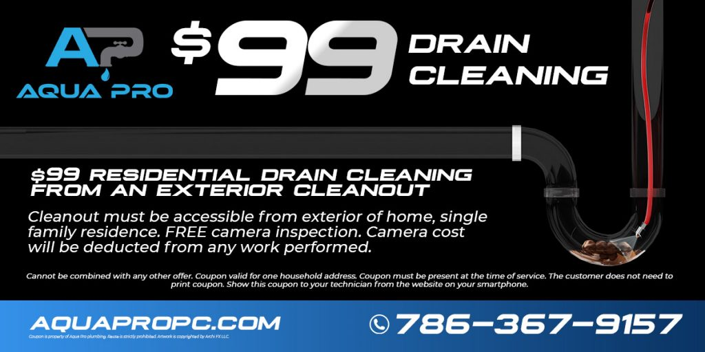 miami-plumbing-coupons-99-drain-cleaning-residential